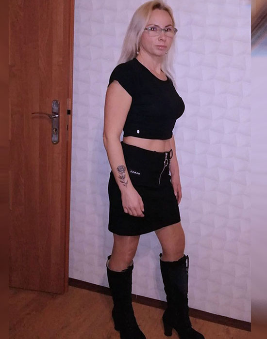 Isabelle, 36 ans (Metz)
